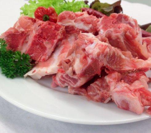 Varken vlees beentjes